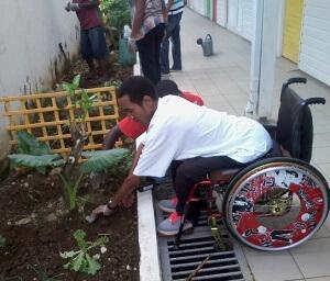 jardin pour tous